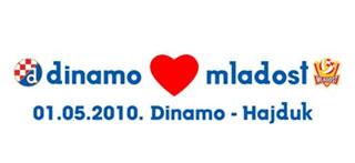 Dinamo voli Mladost