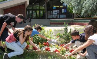 eko škola (foto:Siniša Kosić Medijska mreža)