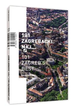 """naslovnica knjige """"101 zagrebački naj..."""""""