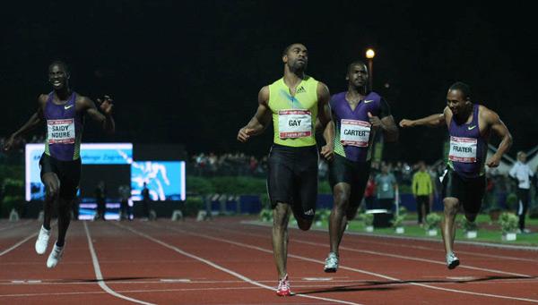 utrka Tysona Gaya (Foto: Siniša Kosić /Medijska mreža)
