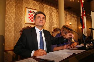 Boris Šprem, predsjednik Skupštine (Foto: Siniša Kosić /Medijska mreža)