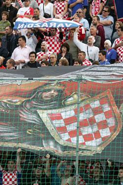 podrška navijača (Foto: Saša Zinaja /Medijska mreža)