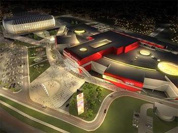 Arena Centar (Foto: www.trigranit.hr)