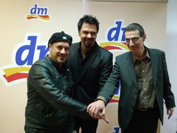 Neno Belan, Petar Grašo i Massimo Savić