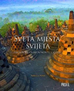 naslovnica knjige Sveta mjesta svijeta