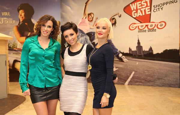 Natali, Lana i Maja (Foto: Goran Matijašec)