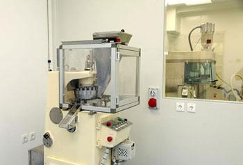 laboratorij Gradkih ljekarni (Foto: Saša Zinaja /Medijska mreža)