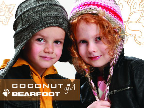 Coconut i Bearfoot