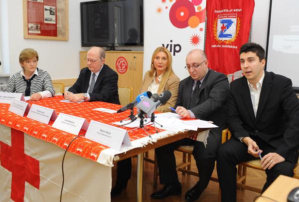 Nada Brkljačić, Nenad Javornik, Dubravka Jusić, Sasa Madžarević, Martin Birač (Foto: Damir Krajac /CROPIX)
