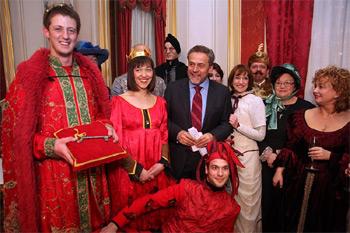 predaja vlasti Kralju karnevala (Foto: Saša Zinaja /Medijska mreža)