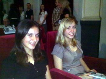 Lea i Darija iz igranog filma koji stiže uskoro