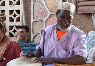 Sega Sidibe iz Malija