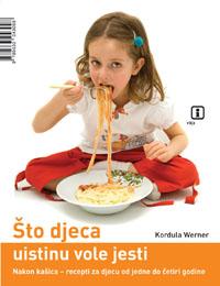 Što djeca uistinu vole jesti, naslovnica