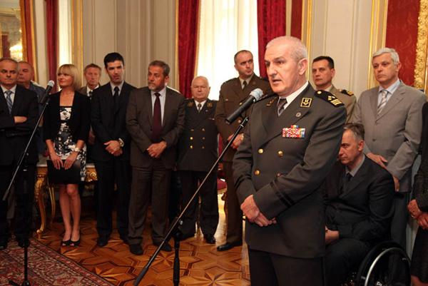 Dan branitelja Grada Zagreba (Foto: Saša Zinaja /Medijska mreža)