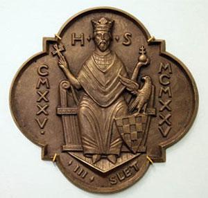 Kerdićeva medalja (Foto: Saša Zinaja /Medijska mreža)