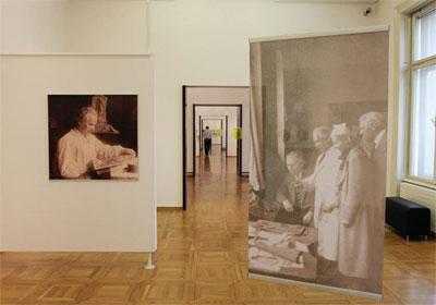 izložba Ive Kerdića u Modernoj galeriji (Foto: Saša Zinaja /Medijska mreža)