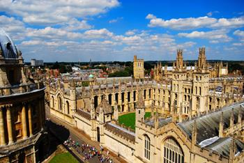 Oxford, ilustracija