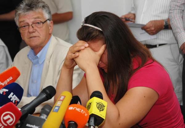 Sandra Perković (Foto: Renato Branđolica /Medijska mreža)