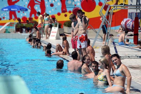 bazen na Šalati, arhiva (Foto: Saša Zinaja /Medijska mreža)