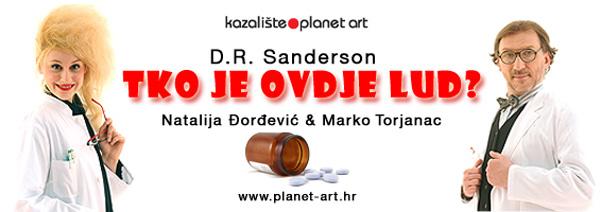 Natalija Đorđević i Marko Torjanac - najava za predstavu