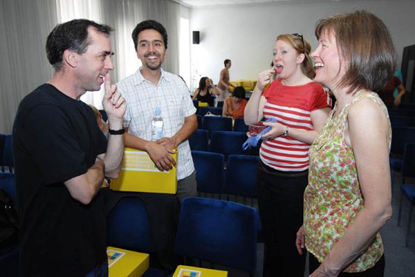 sudionici završne konferencije projekta Zdravi eko život (Foto: Renato Branđolica /Medijska mreža)