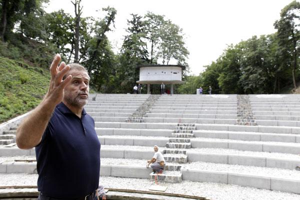 na Ljetnoj pozornici Tuškanac (FOTO: Kristijan Tabet /Medijska mreža)