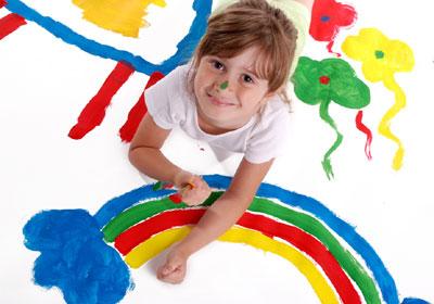 dijete, ilustracija