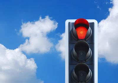 semafor, ilustracija