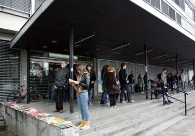 Filozofski fakultet (Foto: Kristijan Tabet  /Medijska mreža)