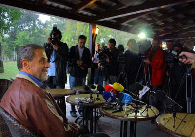 Milan Bandić, (Foto: Kristijan Tabet)
