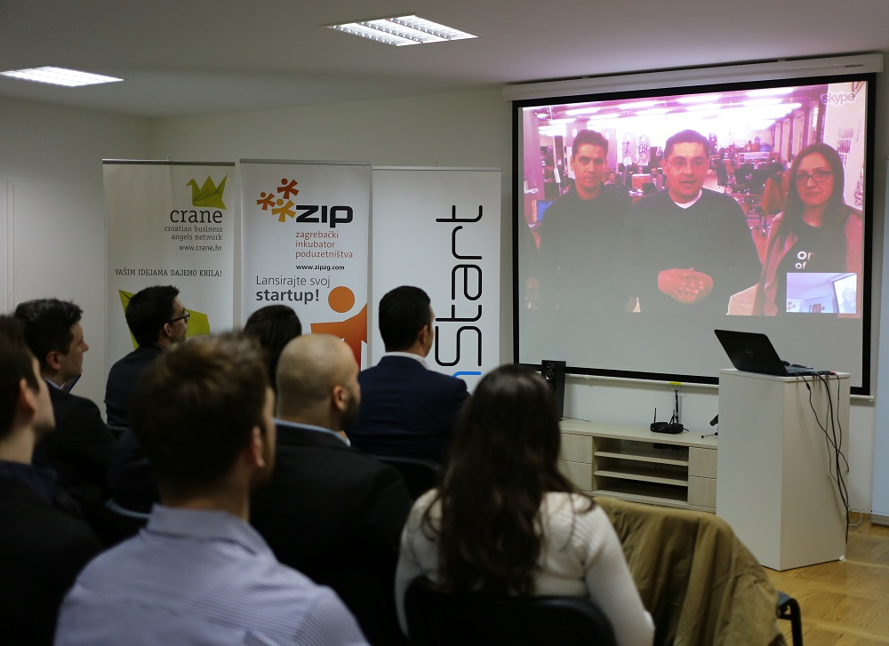 ZIP startupi - Tim Colomb.io