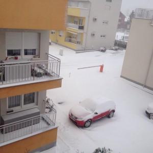 Zimska služba od danas na zagrebačkim cestama