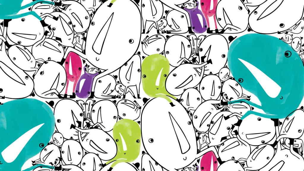 Animafest - ilustracija