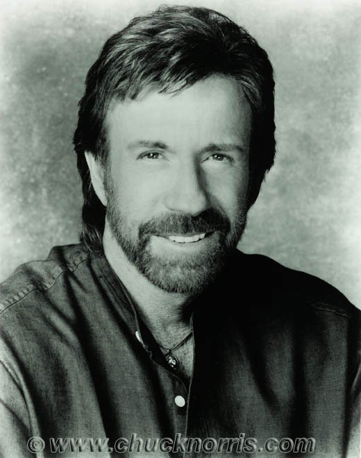 Chuck Norris u Norris Cafe-u