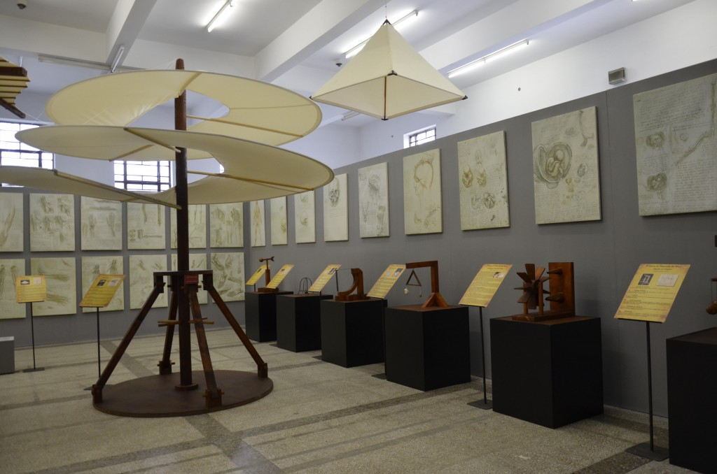 Da Vinci na Zagrebačkom velesajmu2