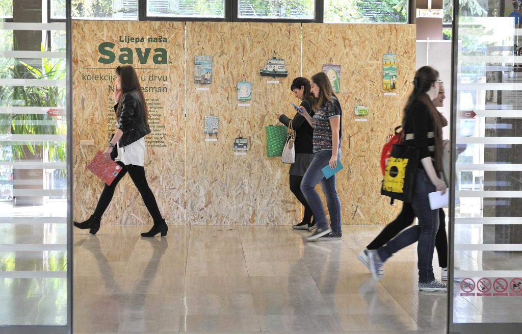 Filozofski fakultet - Lijepa naša Sava3