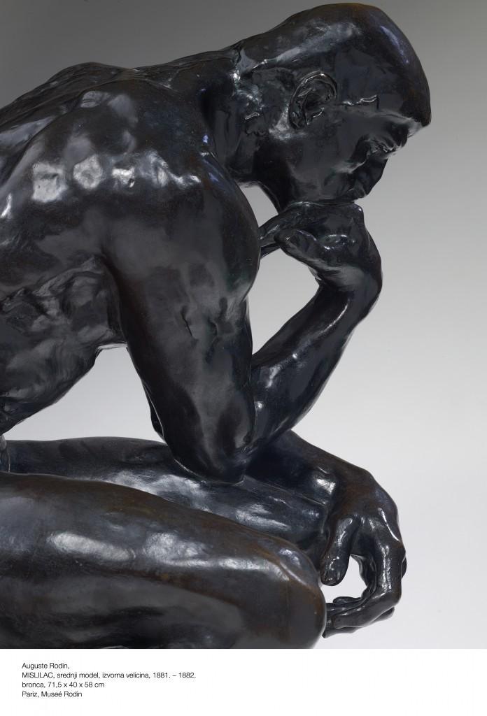 Tjedni pregled događanja u Zagrebu - Rodin u Umjetničkom paviljonu