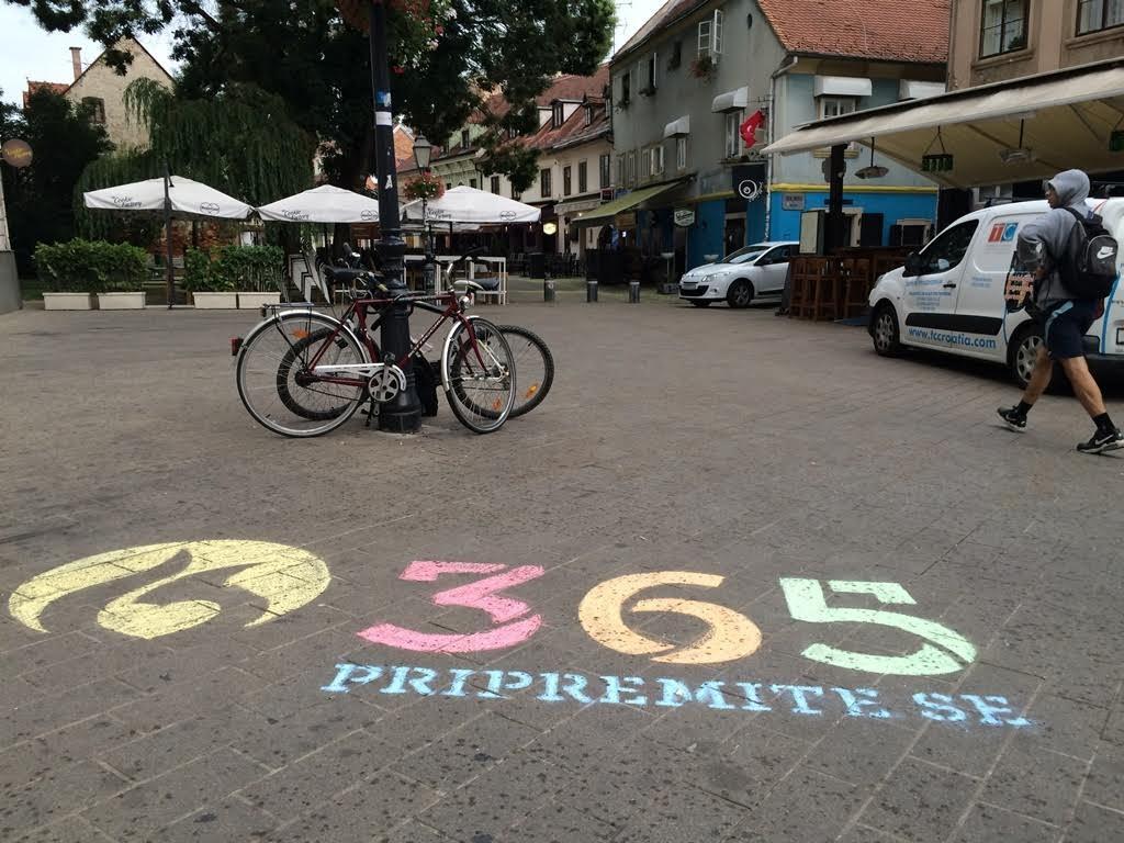 365 Pripremite se! - Tkalčićeva, Zagreb