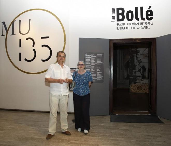 Desettisućiti posjetitelj izložbe o Bolleu
