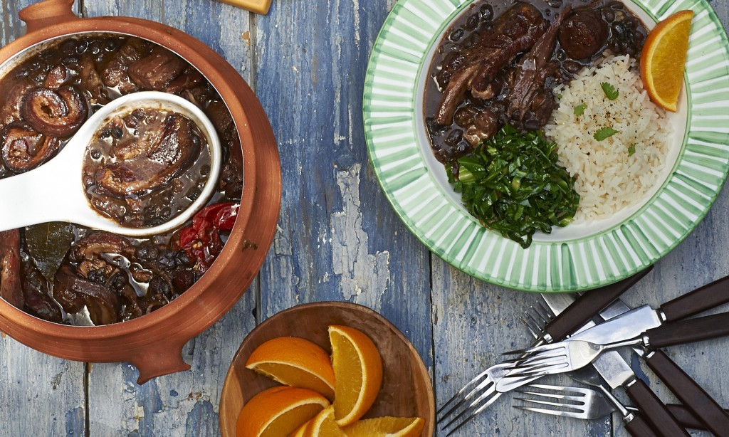 feijoada brazilian stew