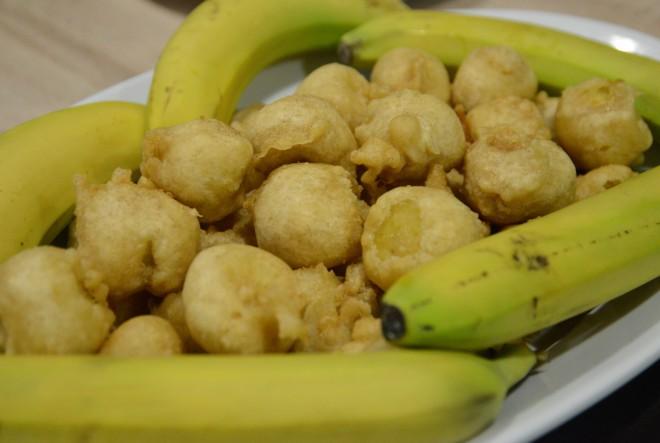 Pečena banana