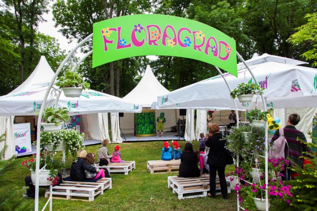 Floragrad 2015
