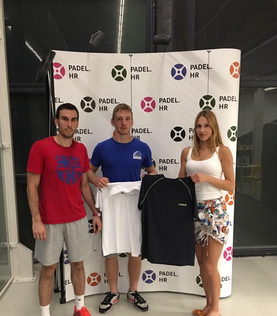 2. mjesto glavni turnir - Tomislav Margeta i Filip Čepin.