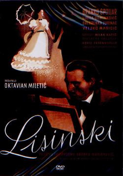 """omot dvd-a """"Lisinski"""""""
