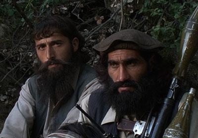 iz filma Talibani iza maske
