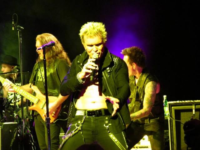 Billy Idol headliner Zagreb Calling