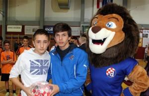 Pjaca, Ćorić i Plavko na Završnici sportskih igara zagrebačkih osnovnih škola