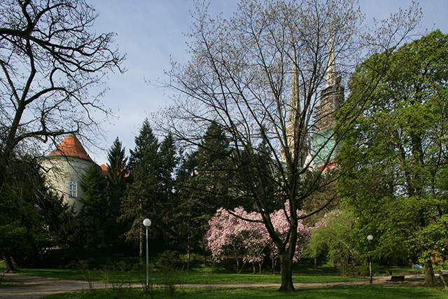 Najljepši zagrebački parkovi