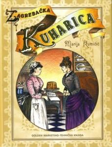 povijest zagrebačke kuhinje - Zagrebačka kuharica