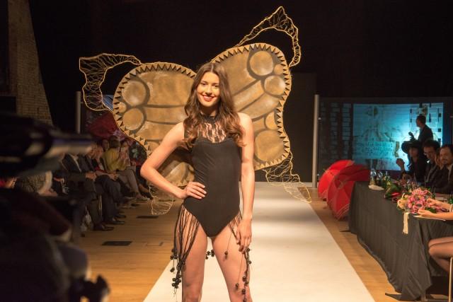 Iva Butorac u kostimu Callegari
